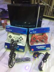 London Used Playstation 3,Two Controller And All The Accessories | Video Game Consoles for sale in Lagos State, Lagos Mainland