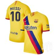 Barcelona Away Jersey 2019/2020 | Clothing for sale in Lagos State, Ikeja