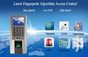 ZKT F18 Fingerprint Biometric Access Control /Time Attendance + TCP/IP | Computer Accessories  for sale in Lagos State, Ikeja