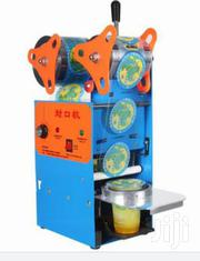 Industrial Cup Capping Machine | Manufacturing Equipment for sale in Lagos State, Ojo