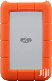 Lacie Rugged Thunderbolt 2tb and USB | Computer Accessories  for sale in Lagos State, Ikeja