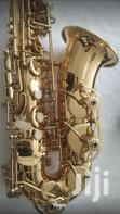 Gold Alto Saxophone | Musical Instruments & Gear for sale in Ojo, Lagos State, Nigeria
