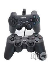 UCOM Dual USB Game Pad | Video Games for sale in Lagos State, Ikeja