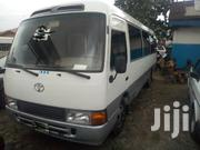 Toyota Coaster 2012 Silver | Buses & Microbuses for sale in Rivers State, Port-Harcourt