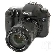 CANON 7D With 18-135mm Lens | Photo & Video Cameras for sale in Enugu State, Enugu