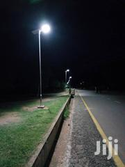 Solar Powered Street Lights Project 100watts | Solar Energy for sale in Edo State, Fugar