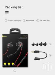 Baseus GAMO Game 3.5 Wired Earphone H15 | Headphones for sale in Lagos State, Ikeja