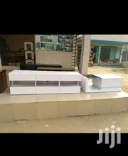 White Tv Stand | Furniture for sale in Rivers State, Port-Harcourt