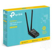 300mbps High Power Wireless USB Adapter TL-WN8200ND | Networking Products for sale in Lagos State, Ikeja
