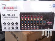 5core 6 Channel Echo Mixer | Audio & Music Equipment for sale in Lagos State, Mushin