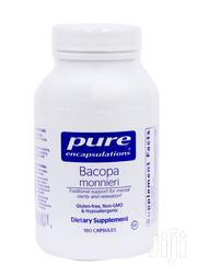 Bacopa Monnieri - Supports Memory and Mental Performance | Vitamins & Supplements for sale in Lagos State, Magodo