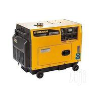 Firman Sdg7000se Diesel Generator 6.5kva 100% Copper Coil | Electrical Equipments for sale in Lagos State, Lagos Mainland
