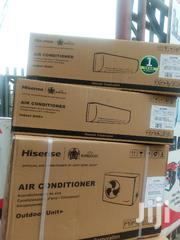New Hisense 1.5HP Split Air Conditioner AS12TG 100% Copper Warranty | Home Appliances for sale in Lagos State, Ojo