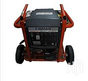 Firman 6.7kva Generator ECO 8990ES With Key Starter and Battery | Electrical Equipments for sale in Enugu State, Enugu South
