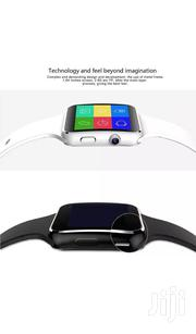 X6 Curved Smart Watch | Smart Watches & Trackers for sale in Enugu State, Enugu East