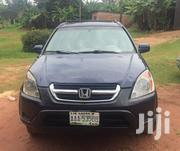 Honda CR-V EX 4WD Automatic 2004 Blue | Cars for sale in Anambra State, Nnewi