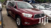 Toyota Highlander 2008 Limited Red | Cars for sale in Lagos State, Apapa