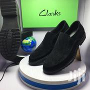 Quality Clarks Suede Men's Shoes | Shoes for sale in Lagos State, Lagos Island