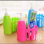 Soap Dispenser & Toothbrush Holder   Home Accessories for sale in Lagos State, Lagos Island