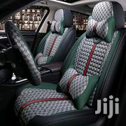 Strong Seat Cover Mixed With Strong Fabric And Leather Materials | Vehicle Parts & Accessories for sale in Lagos State, Ojo