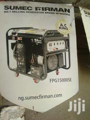 Order For Ur Original Sumec Firman 10kva Petrol / DIESEL Generator | Electrical Equipments for sale in Lagos State, Lekki Phase 1