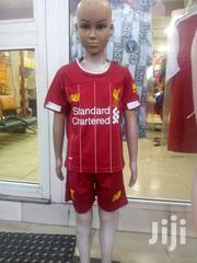Children's Liverpool Jersey Knitted By New Balance | Sports Equipment for sale in Lagos State, Ikeja
