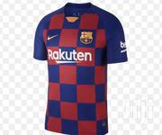 Fc Barcelona 2019/2020 Club Jersey | Clothing for sale in Lagos State, Ikeja