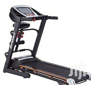 Generic Treadmill 2hp With Massager Dumbells | Sports Equipment for sale in Kaduna State, Kaduna