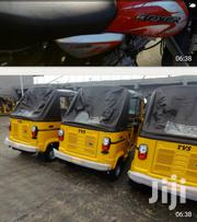 New Tricycle 2019 Yellow | Motorcycles & Scooters for sale in Lagos State, Ikeja