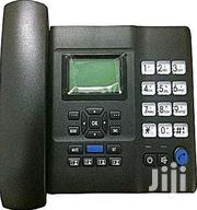 GSM SIM Card Landline Telephone - F501 | Computer Accessories  for sale in Lagos State, Ikeja