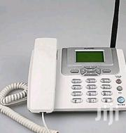 GSM SIM Card Land-line Table Phone With Radio FM | Home Appliances for sale in Lagos State, Ikeja