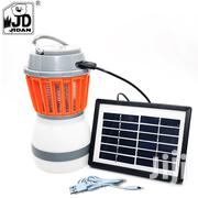 Waterproof Rechargeable Mosquito Killer Lamp+Solar Panel | Home Accessories for sale in Lagos State, Ifako-Ijaiye