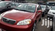Toyota Corolla 2008 Red | Cars for sale in Lagos State