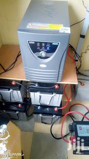 3.5kva Inverter With 2400watt Solar Panels | Solar Energy for sale in Edo State, Benin City