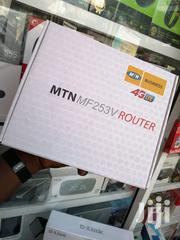 MTN Mf253v 4G LTE Router {All Sim} | Networking Products for sale in Lagos State, Ikeja