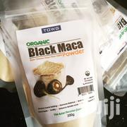 Organic Raw Black Maca Powder For Sexual Health- 200g | Vitamins & Supplements for sale in Lagos State, Magodo