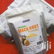 Organic Raw Maca Powder 250g | Vitamins & Supplements for sale in Lagos State, Magodo