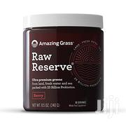 Amazing Grass Raw Reserve: Ultra Premium Greens With Probiotics   Vitamins & Supplements for sale in Lagos State, Lekki Phase 1