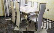 Quality 6 Seaters Marble Dining Table   Furniture for sale in Abuja (FCT) State, Asokoro