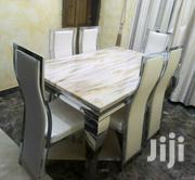 Quality 6seaters Marble Dining Table | Furniture for sale in Abuja (FCT) State, Wuse