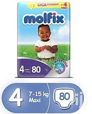Molfix Baby Diaper Size 4   Baby & Child Care for sale in Lagos State, Yaba