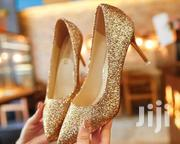 Woman High Heels Wedding Bride Shoes Thin Heels Party Pointed Toe   Wedding Wear for sale in Lagos State, Oshodi-Isolo