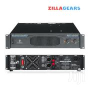 Behringer Europower EP4000 Power Amplifier 4000watts | Audio & Music Equipment for sale in Lagos State, Lagos Mainland