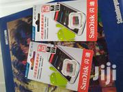 64GB Original Sandisk Micro SD Cards   Accessories for Mobile Phones & Tablets for sale in Lagos State, Amuwo-Odofin