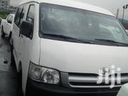 Toyota HiAce 2008 White | Buses & Microbuses for sale in Rivers State, Port-Harcourt