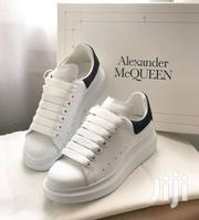 Alexander McQueen Men's White Sneakers | Shoes for sale in Lagos State, Surulere