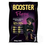 Booster Dry Food 10kg (Puppy) | Pet's Accessories for sale in Lagos State, Agege