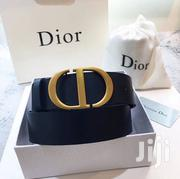 Dior Leather Belt Available as Seen Order Yours Now | Clothing Accessories for sale in Lagos State, Lagos Island