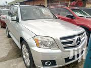 Mercedes-Benz GLK-Class 2010 Silver | Cars for sale in Lagos State, Isolo