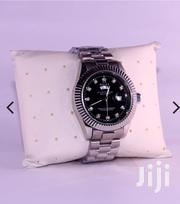 Rolex Unisex Silver Wristwatch   Watches for sale in Lagos State, Surulere